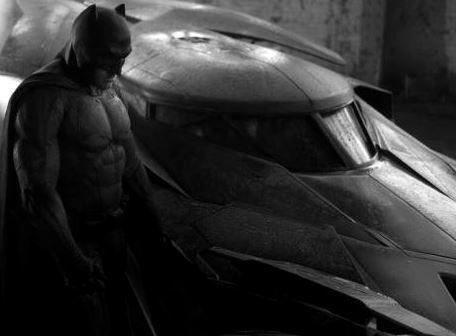 Batmobile Stolen in Detroit