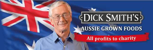 Dick Smith Halal Warning