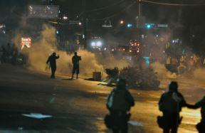 Riots in Ferguson