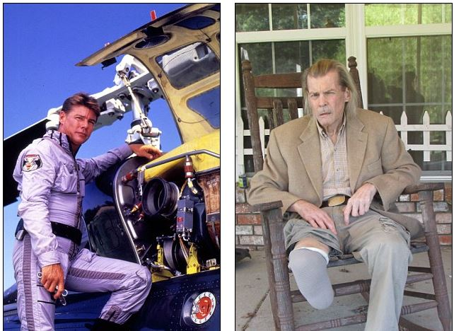 Jan Michael Vincent - Yesterday and today