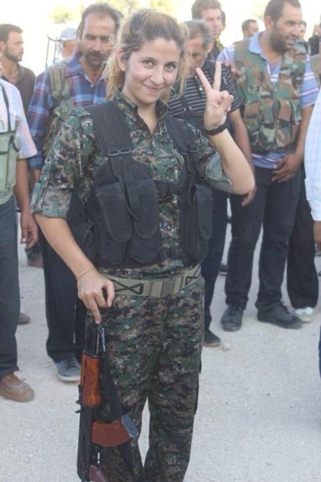 Rehana - Kurdish symbol of hope