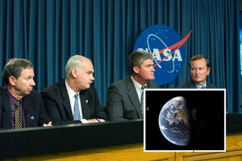 NASA Dark Days