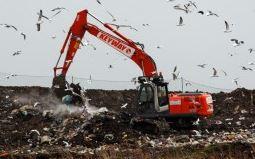 President Obama Landfill in North Dakota