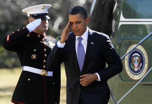 Original salute