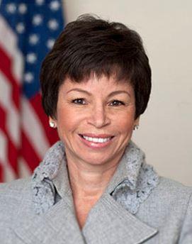 Valerie Jarrett Muslim