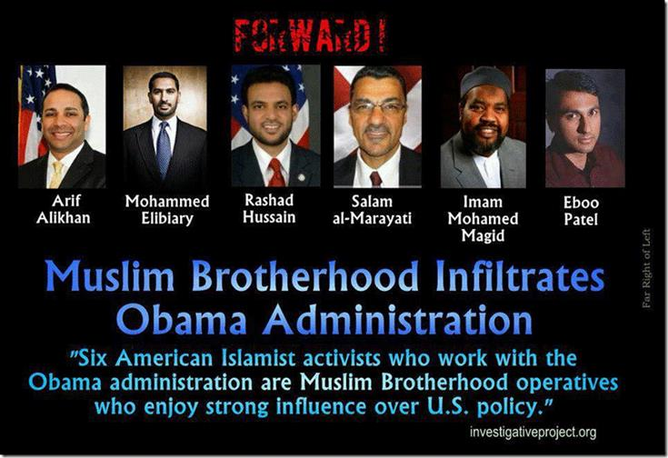Muslims in Obama Administration