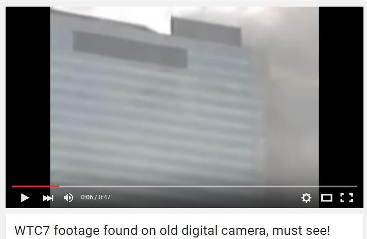 911 Worid Trade Center Building 7
