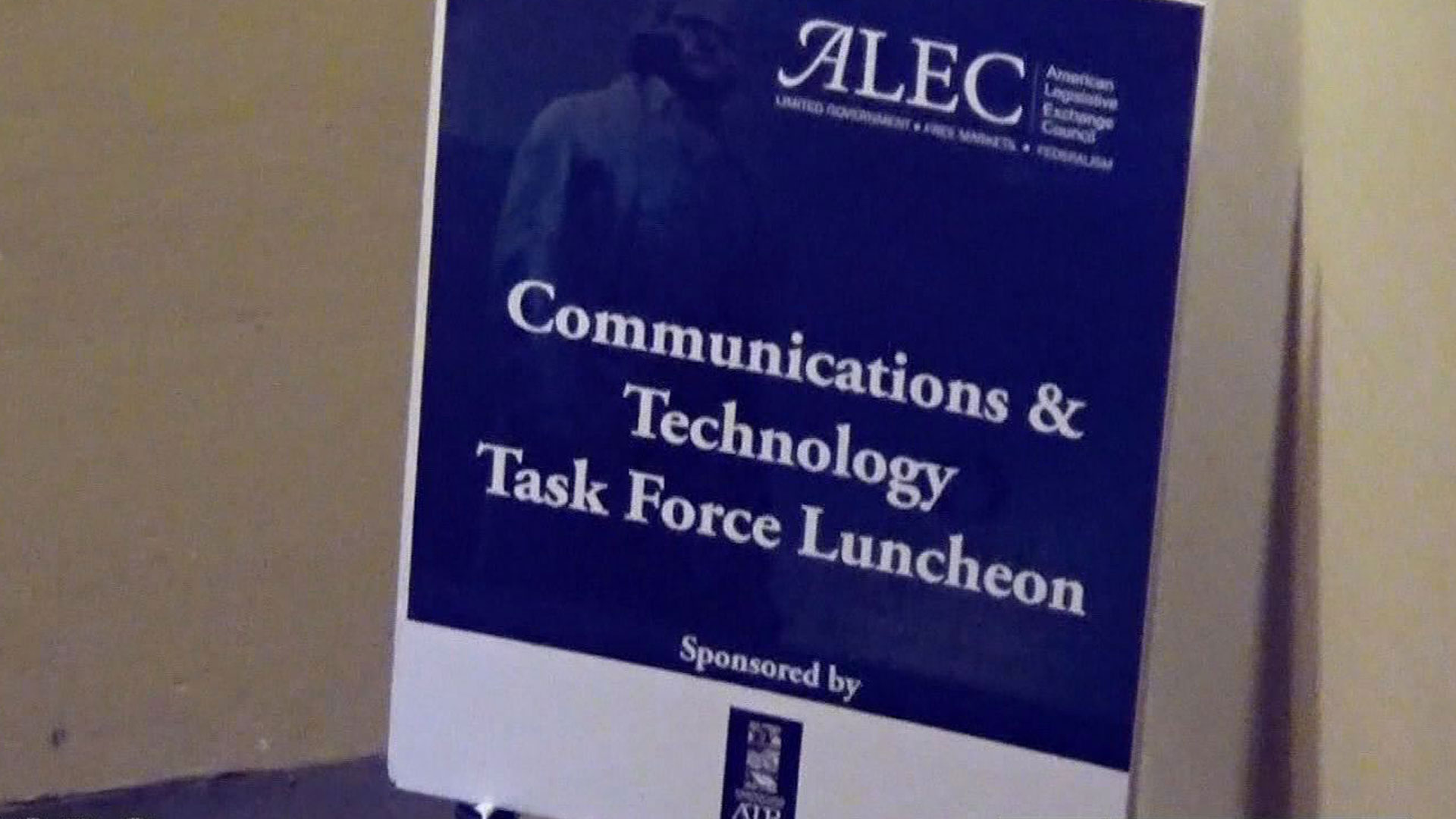 ALEC: The American Legislative Exchange Council