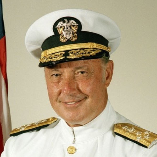 U S Navy Admiral James A Lyons