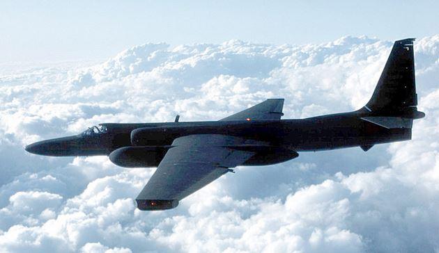 U2 Project Aquatone - Spy Plane