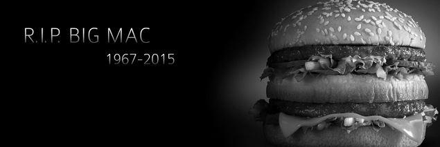 Big Mac RIP