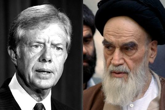 Jimmy Carter Iran Hostage Response