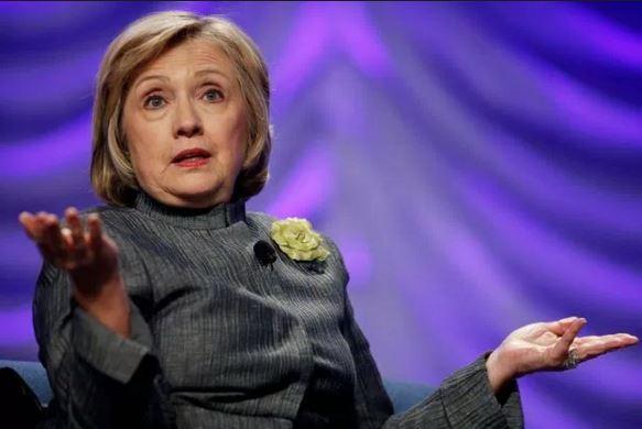 Hillary Clinton Goof