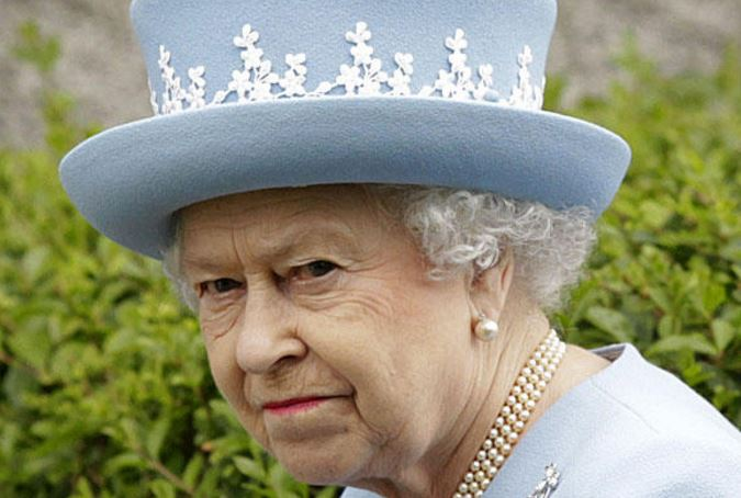 Her Majesty Plans to Take Back America if Trump Elected