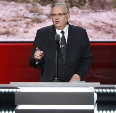 Joe Arpaio Senate Run