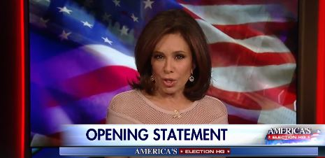 Judge Pirro GOP Establishment