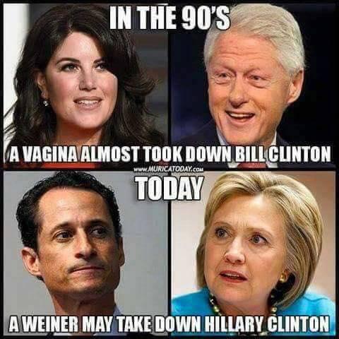 Meme Weiner Clinton