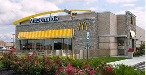 McDonalds Robots