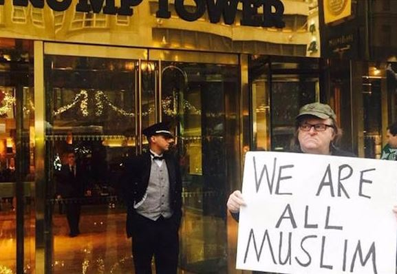 Michael Moore Muslim