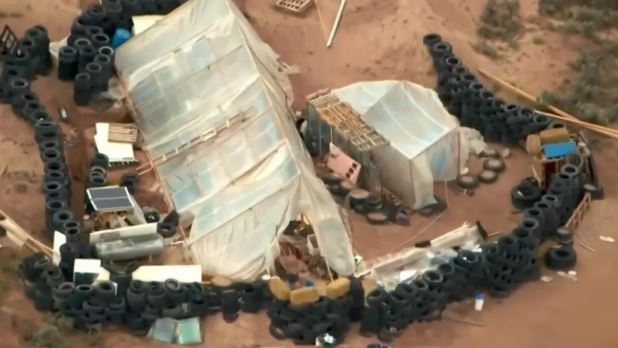 New Mexico Terrorist Compound
