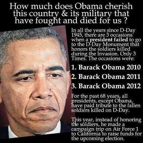 Obama D-Day