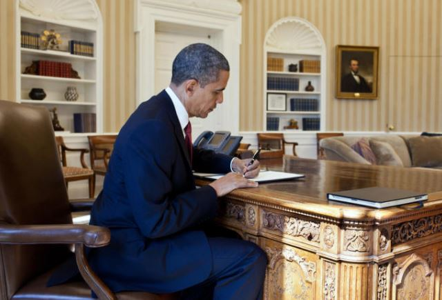 Obama Executive Orders