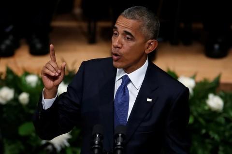 Obama Glock