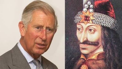 Prince Charles Vlad the Impaler