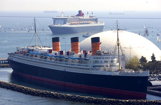 Queen Mary - Long Beach