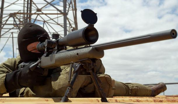 SAS Sniper Stops Isis Execution