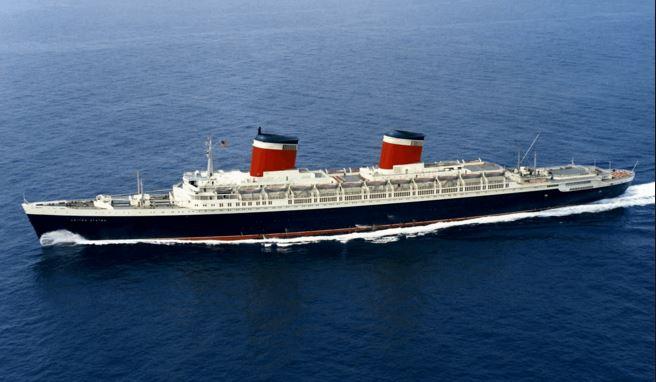 SS United States Heyday