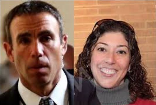 Peter Strzok and Lisa Page FBI