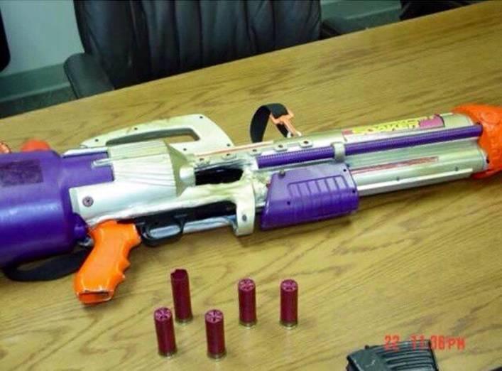 Toy Gun Conversion