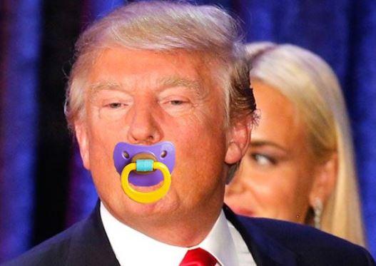 Trump Baby Christian