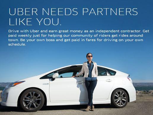 Uber-Driver Program