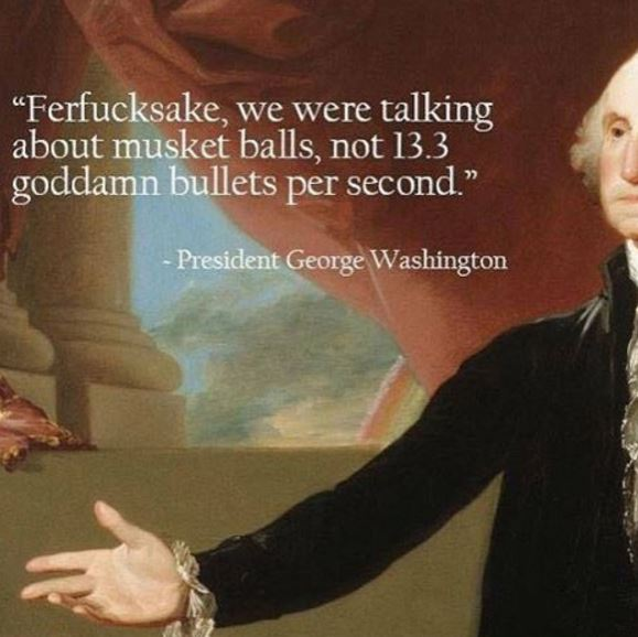 George Washington Meme