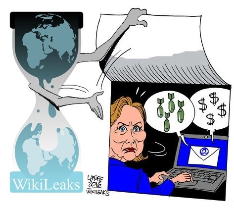 WikiLeaks Clinton Emails