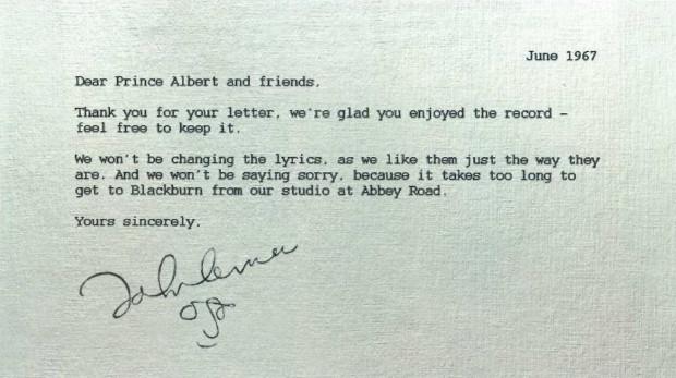 John Lennon's Response