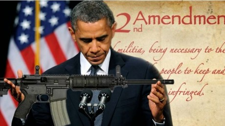 Obama Gun Control Less Terrorism