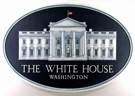 Old White House logo